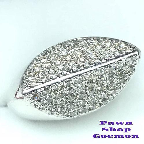 ダイヤモンド 1.06ct pt900 プラチナリング 12号
