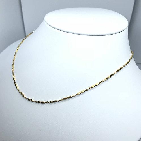 CITIZEN ゴールドネックレス K18 40cm