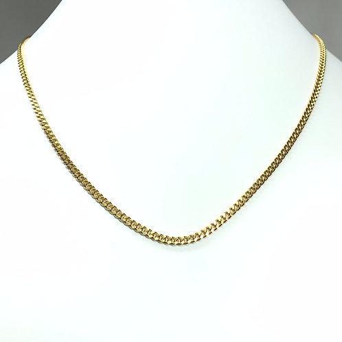 ジュエリーマキ K18 イエローゴールド ネックレス