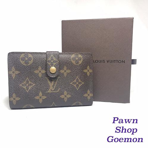 LOUIS VUITTON M61674 モノグラム ヴィエノワ 財布