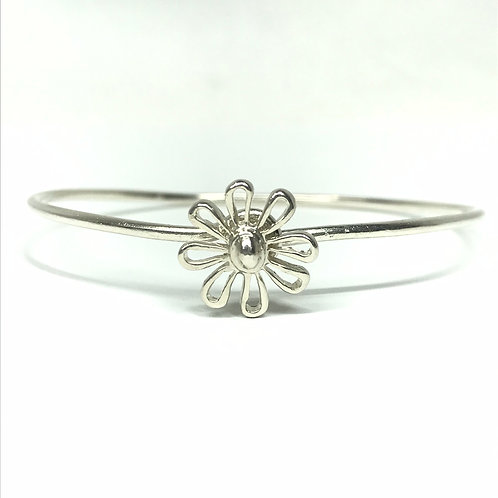 TIFFANY&Co. ブレスレット フラワー silver925