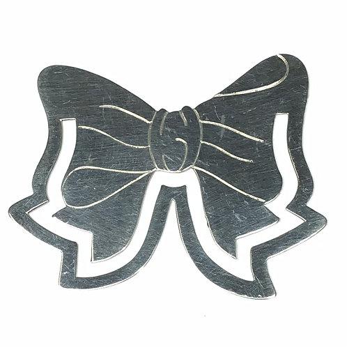 ティファニー マネークリップ ブックマーク リボン silver925