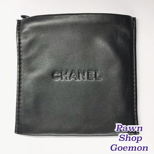 CHANEL ラムスキン コインケース