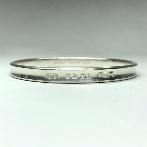 TIFFANY&Co. ティファニー バングル silver925