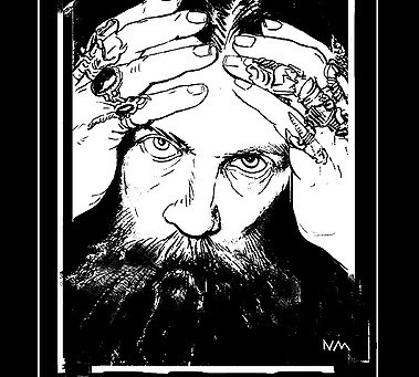 "Alan Moore : ""Magic is political."""
