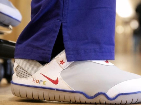 Nike Donating 30K Shoes and 95K Socks To Frontline Healthcare Workers