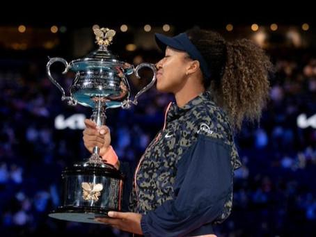 Naomi Osaka Beats Jennifer Brady to win 2021 Australian Open