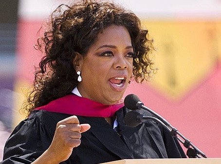 Facebook Has Oprah Delivering Speech for the Class of 2020