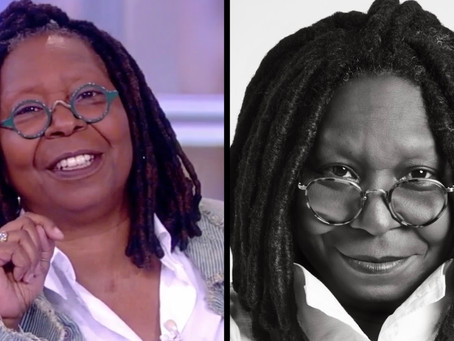 """4 More Years of """"The View"""" For Whoopi Goldberg"""