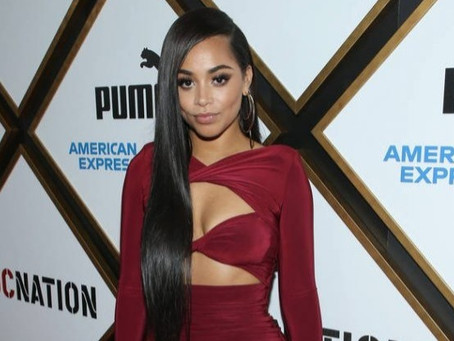 """Lauren London Honors Nipsey Hussle in Puma's """"Forever Stronger"""" Campaign"""