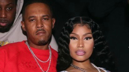 Nicki Minaj's Husband Kenneth Petty Charged with Failing to Register as Sex Offender in California