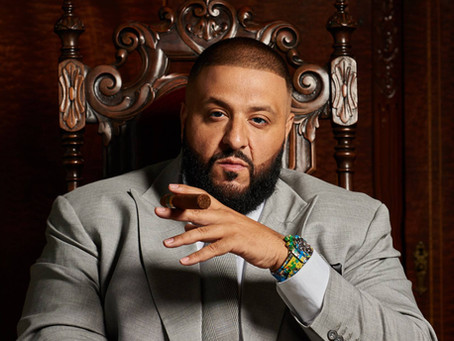 DJ Khaled Throws Tantrum After New Album Debuts at No. 2