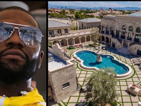 Floyd Mayweather's Home Was Burglarized, Offers $100K Reward