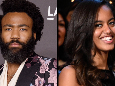 Donald Glover Inks 8-Figure Deal with Amazon Malia Obama Hired As Writer For Amazon Series 'Hive'