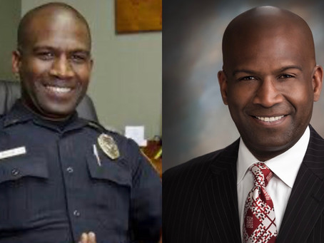 First African-American To Be Promoted To Police Captain In Huntsville