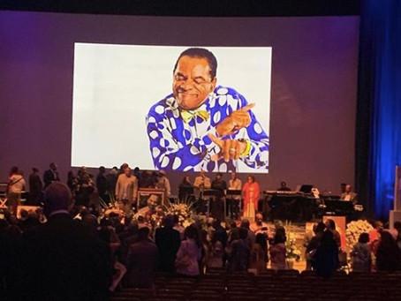 John Witherspoon's Celebration of Life Draws Celebrities