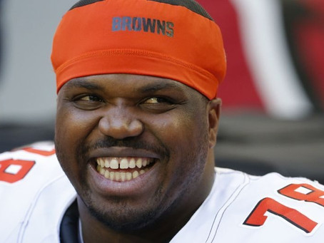 Browns' Greg Robinson Arrested By Border Patrol with 157 POUNDS of Marijuana