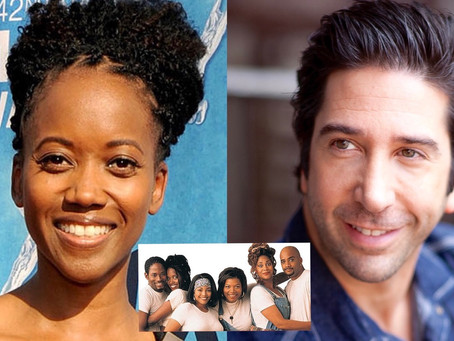 Erika Alexander Scolds David Schwimmer Over His Hope For An 'All Black' Version Of Friends