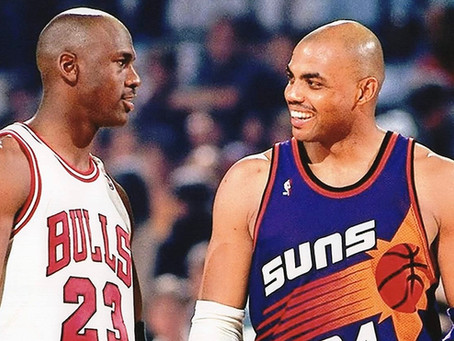 Charles Barkley Says He Feels 'Sadness' Over End Of Friendship With Michael Jordan