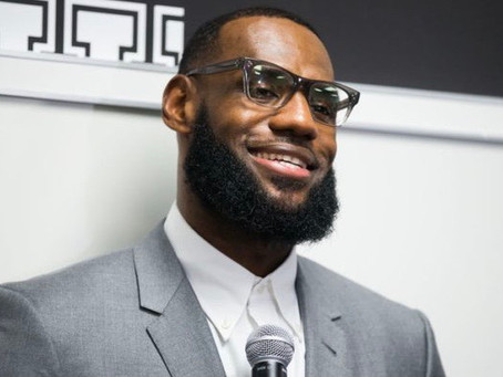 LeBron James' Students Surprised with Free College Tuition