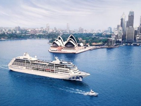 Could You, Would You... Take A 111-Day Cruise Around-The-World