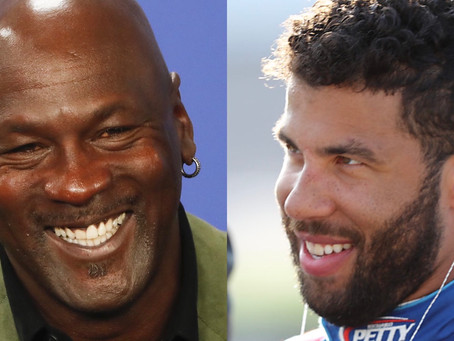 Michael Jordan is a NASCAR Team Owner and Bubba Wallace Will Be His Driver