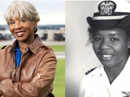 The First African American Female Pilot In US Navy History