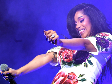 Cardi B Spends $80,000 on Diamonds for Baby Kulture