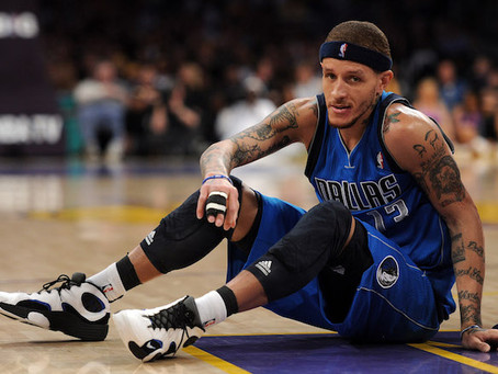 Former NBA Star Delonte West Is Homeless, Gets Beat Up On The Street