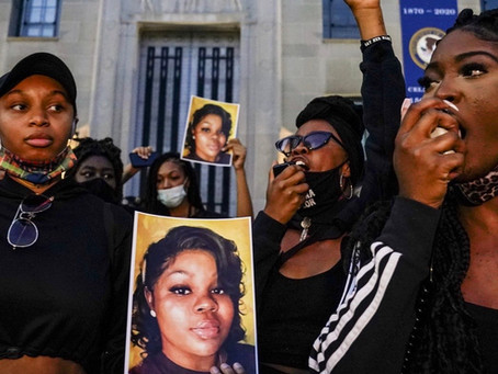 2 Detectives Fired For Their Roles In Fatal Shooting Of Breonna Taylor