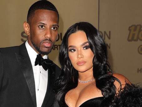Fabolous & Girlfriend Emily Bustamante Welcome Third Child Together