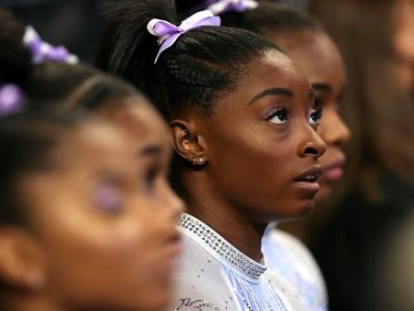 Simone Biles Becomes First Woman to Win 7th All-Around U.S. Gymnastics Title