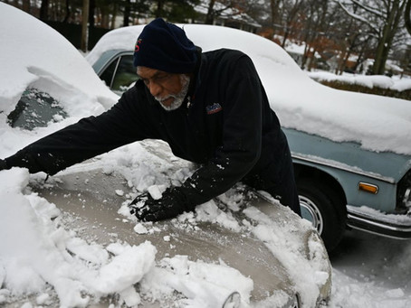 Nearly 154 Million Americans Are Under Winter Weather Advisories, Millions Without Power