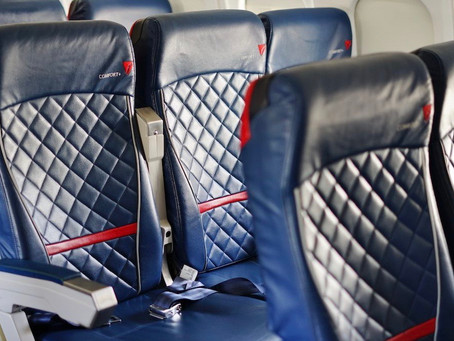 Angry Passengers Are Mad At Delta Airlines' Suggesting Flyers Should Ask Permission To Recline Seats