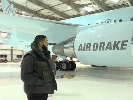 Drake Buys A Private Jet