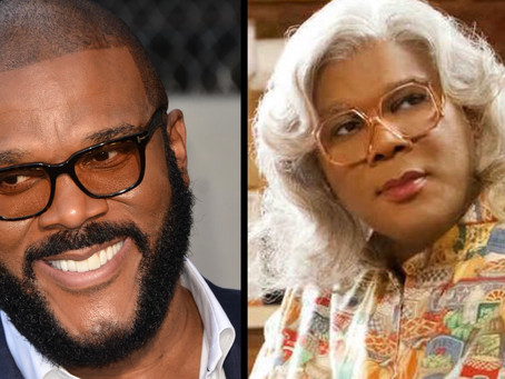 Tyler Perry Will Tell The Origin Story Of Madea In A New Showtime Drama Set In 70s ATL.