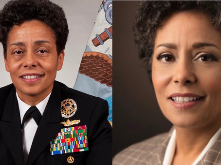 The First Highest Ranking African American woman In Navy History