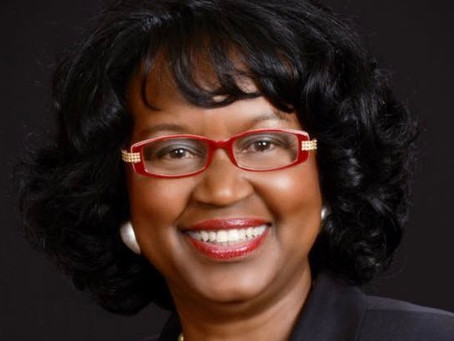 First African-American Woman To Work On The Mayors' Senior Staff In Huntsville