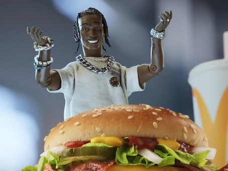McDonald's Travis Scott Partnership Is Leading To Ingredient Shortages Across The Country