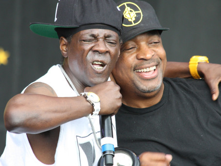 Flavor Flav Hits Back At Chuck D Following Firing From Public Enemy