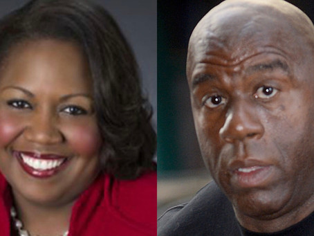 Councilwoman Spends Government Money To Stalk Magic Johnson