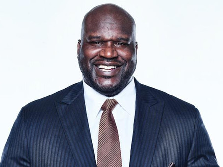Shaquille O'Neal Just Voted For the First Time