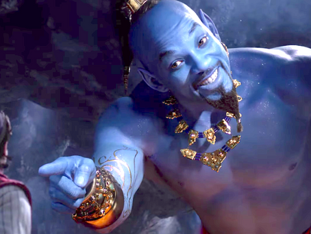'Aladdin' Earns $110 Million-Plus Over Memorial Day Weekend