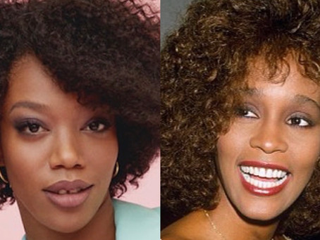 Whitney Houston Biopic Casts Naomi Ackie in Lead Role