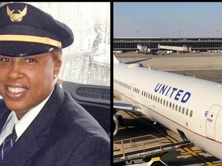 United Airlines Says 50% of the 5,000 Pilots They Train Will be Black Women or People of Color