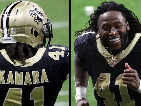 Saints' Alvin Kamara Hasn't Spent Any Of His NFL Money Even After Signing $75 Million Contract