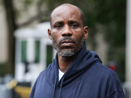 DMX Buys Woman's Back-To-School Supplies