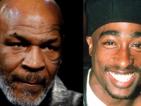 Mike Tyson Feels Guilty About Tupac Shakur's Death