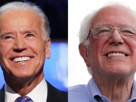 Biden Sweeps Southern States in Super Tuesday As Sanders Claims California Top Prize