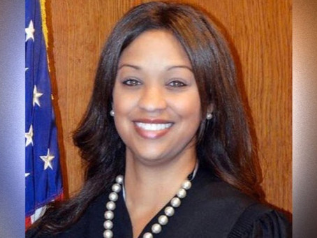 The First Female African American Presiding Judge in Jefferson County, Alabama